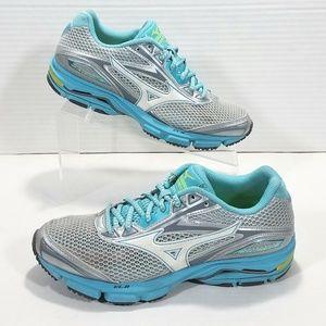 Mizuno Wave Legend 4 Running Shoes Womens Size 8.5